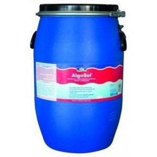 Cредство против водорослей Söll AlgoSol, 100 литров на 2000 м3