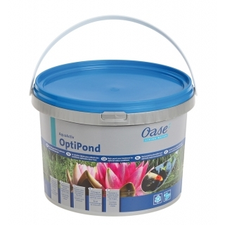 Средство для подготовки колодезной и дождевой воды Oase OptiPond 25 кг на 250 м3