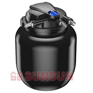 SunSun CPA-50000, Прудовый напорный фильтр с УФ-лампой 55 Вт, с обратной промывкой