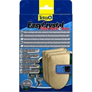 Катридж с углём к фильтру Tetra EasyCrystal С600